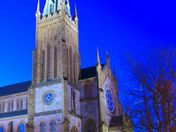 Saint John NB Cathedral