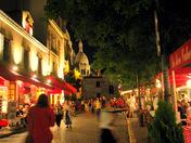 Place du Tertra, Montmarte