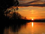 Sunset, Sand Lake