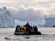 Iceberg Hunting !