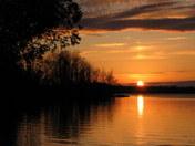 Sunset, Sand Lake, ON
