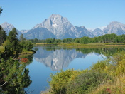 Grand Teton's Beauty