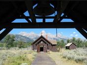 Church in The Tetons #1