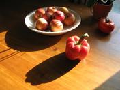 pepper shadow