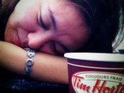 sweet snap with Timhorton