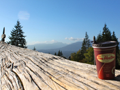 Steeped in the view of the North Shore mountains