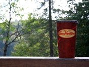 Tims at the Cottage