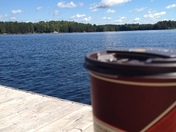 Perfect Day on the Dock
