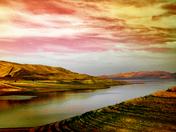 Pastel Reservoir