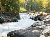 Fall Falls, Skutz Falls, Cowichan River