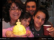 Nothing like enjoying a Tim Horton's coffee on a cold winter night with family
