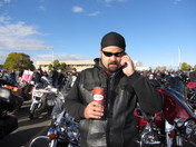 2012 Edmonton Motorcycle Toy Run