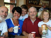 Tim Horton's is our family tradition