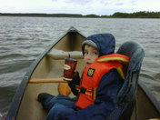 A fall fishing must: Timmy's Hot chocolate