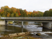 bridges in Fall