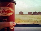 Tim's on a prairie morning