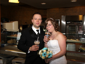 Wedding Day Ice cap at our first date Timmies