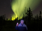 Tim Hortons and the Aurora Borealis