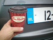 Tim Hortons Ireland