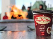 Hot chocolate & the Centennial Flame