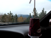 Canadian Girl & Her Tim Horton's cup move to the Mountains