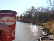 Another Fall day with Tims