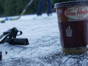 Pond Hockey + Tim's