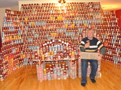5000 cups in downtown Apple Hill, ON