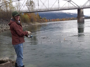 Fishing on the Columbia River