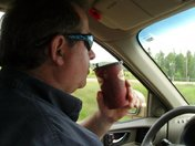 Every good road trip starts with Tims!!!!