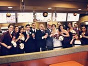 A Tim Horton's Run on Our Wedding Day