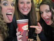Tim Hortons Photo suprise