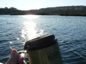 Timmies!  A Cup of Sunshine Everytime!