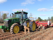 Digging PRINCE EDWARD ISLAND potatoes