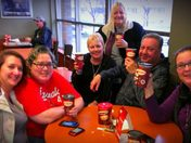 Taking our Americans friends for their first taste of Tim Hortons deliciousness