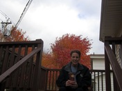 Tim in the Fall