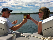 Cheers! Here's to Tim's and the great summer of 2012!