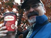 Timmies in the fall.....