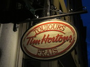 always a Tim Hortons