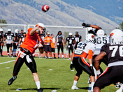 Lulay on BC Lions' Fan Appreciation Day