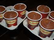 Happy Birthday to my Dad! - the ultimate Tim Horton's lover!