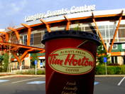 Every Day's An Event With Tim Hortons!