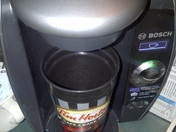 Brewing my Tim's on my Tassimo!