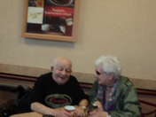 Cool 84 year old Tim Hortons Fan