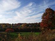 A Beautiful Fall Evening