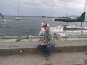 Pictou Harbour - summer 2012