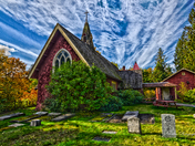 Church at Cowichan  Station