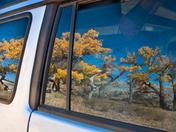 Landrover Desert Reflections