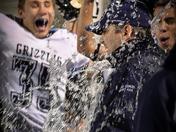 5b. Victory shower!