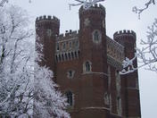Tattershall Castle, Tattershall, Lincolnshire, UK